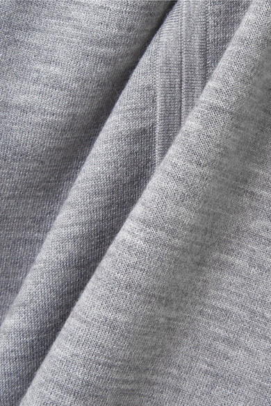 Gabriela Hearst Hodgkins Reversible Midi Rock Wool Blend