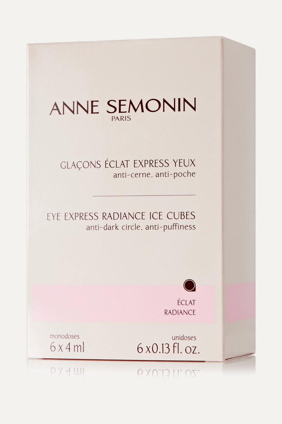 Anne Semonin Eye Express Radiance Ice Cubes x 6