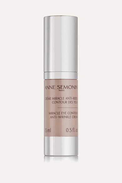 ANNE SEMONIN Miracle Eye Contour Anti-Wrinkle Cream, 15Ml - One Size in Colorless