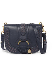 See by Chloé Hana small textured-leather shoulder bag