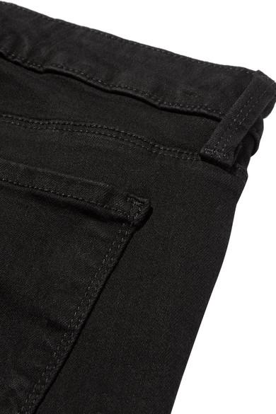 L'Agence Chantal tief sitzende Skinny Jeans