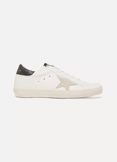 Billig Verkauf Bester Platz Golden Goose Deluxe Brand Superstar Sneakers aus Leder und Veloursleder Großhandelspreis Zu Verkaufen ZIcc2gzQ