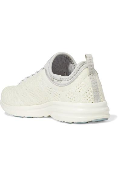 APL Athletic Propulsion Labs TechLoom Phantom 3D Sneakers aus Mesh