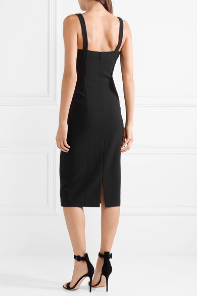 Nevyn Stetch-knit Dress - Black Elizabeth & James 0t8udPO9l8