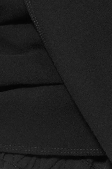 3.1 Phillip Lim Verkürztes Oberteil aus Stretch-Jersey mit Twist-Detail Auslass Nicekicks Qualitativ Hochwertige Online Zuverlässige Online 4FCy43