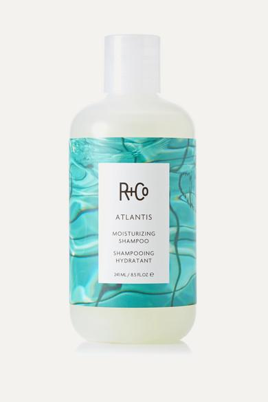 Atlantis Moisturizing Shampoo, 241Ml - Colorless