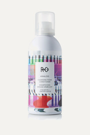 R+Co Shampooing mousse démêlant Analog, 177 ml
