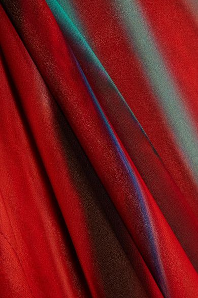 Elie Saab Robe aus bedrucktem Seiden-Georgette Spielraum Neue Stile 4rZ8E12J8B