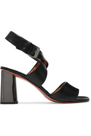 Robert Clergerie Zora leather sandals