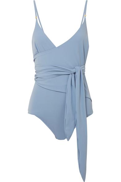 Stella McCartney Badeanzug zum Wickeln