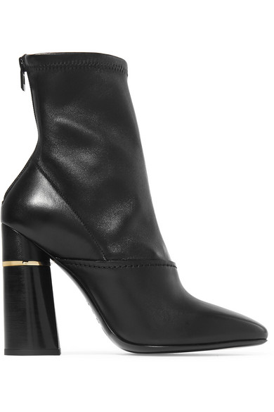 3.1 Phillip Lim Kyoto Leather Sock Booties clearance Inexpensive C0ECvkNV