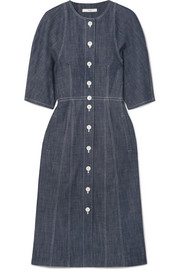 Tibi Denim shirt dress