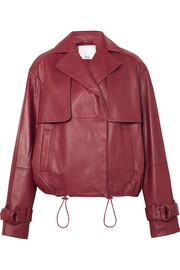 Tibi Leather jacket