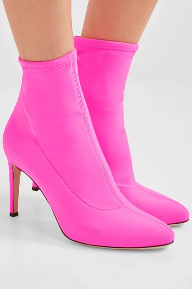 Giuseppe Zanotti Bimba Sock Boots aus Stretch-Jersey