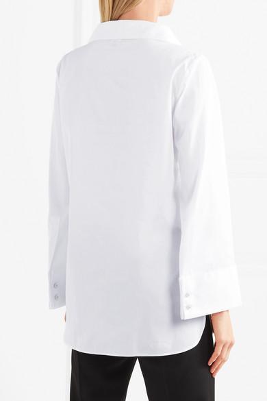 Giorgio Armani Shirt From Cotton Poplin
