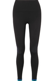 Freefall stretch-knit leggings