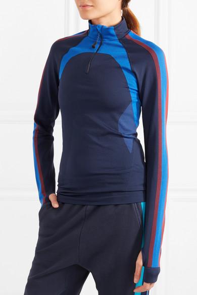 LNDR Downhill Racer Oberteil aus Stretch-Strick