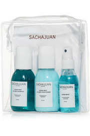 SACHAJUAN Ocean Mist travel set