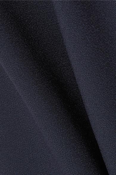 Versace Robe aus Crêpe, Satin und Chiffon mit Cut-outs