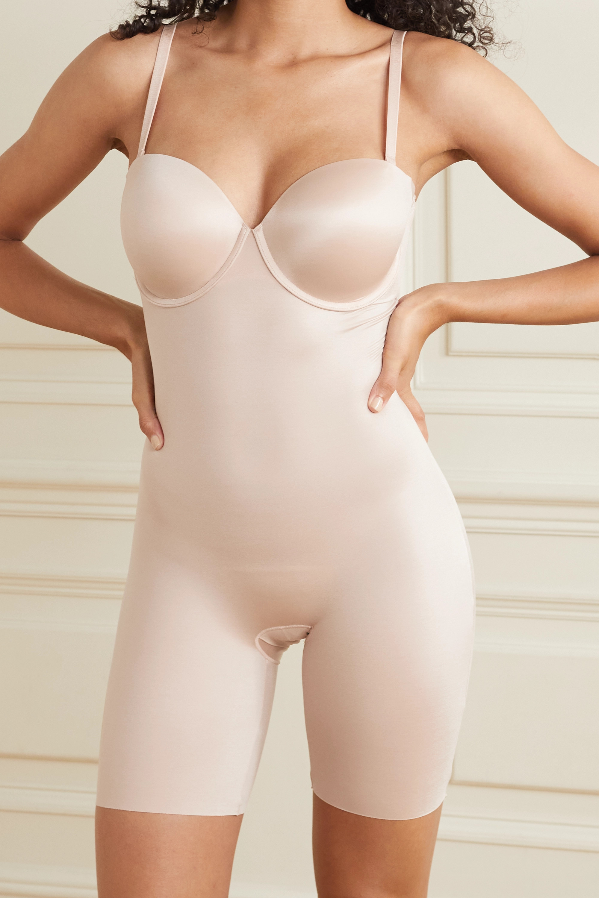 Spanx Suit Your Fancy convertible stretch bodysuit