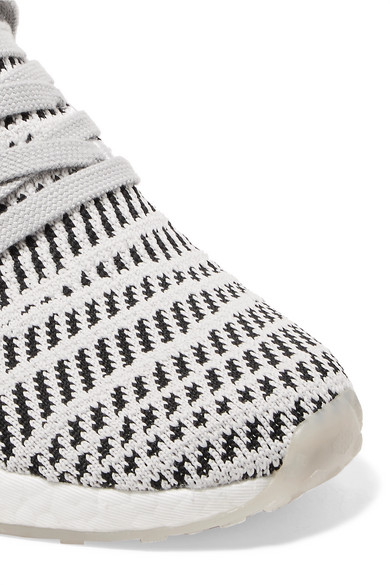 adidas Originals NMD_R1 Primeknit Sneakers mit Gummibesatz Verkauf Der Billigsten CuX7dfFYbf