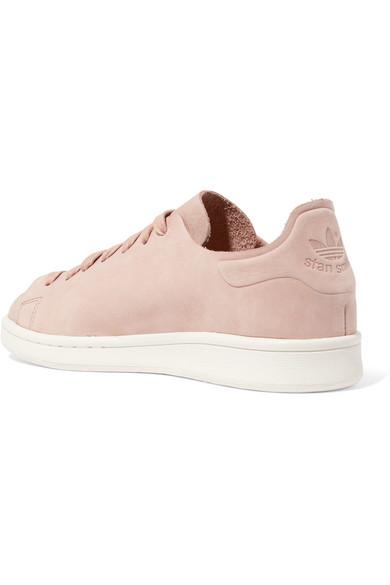 brand new ea330 cb1fc Stan Smith Nuud nubuck sneakers