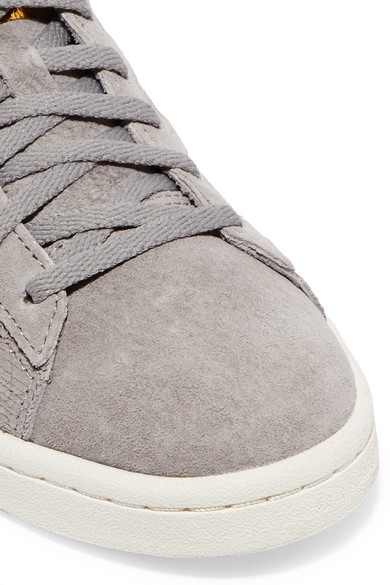 chaussures de sport a1385 af246 Campus quilted suede sneakers