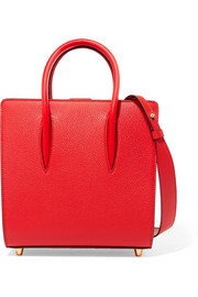 Christian Louboutin Paloma small studded textured-leather tote