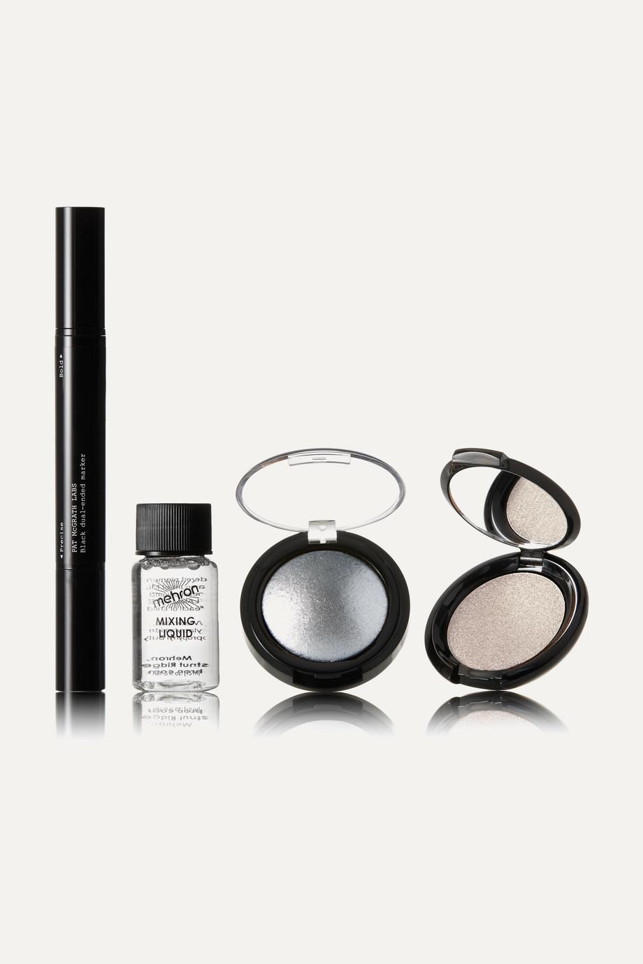 Pat McGrath Labs Metalmorphosis 005 Eye Kit - Silver