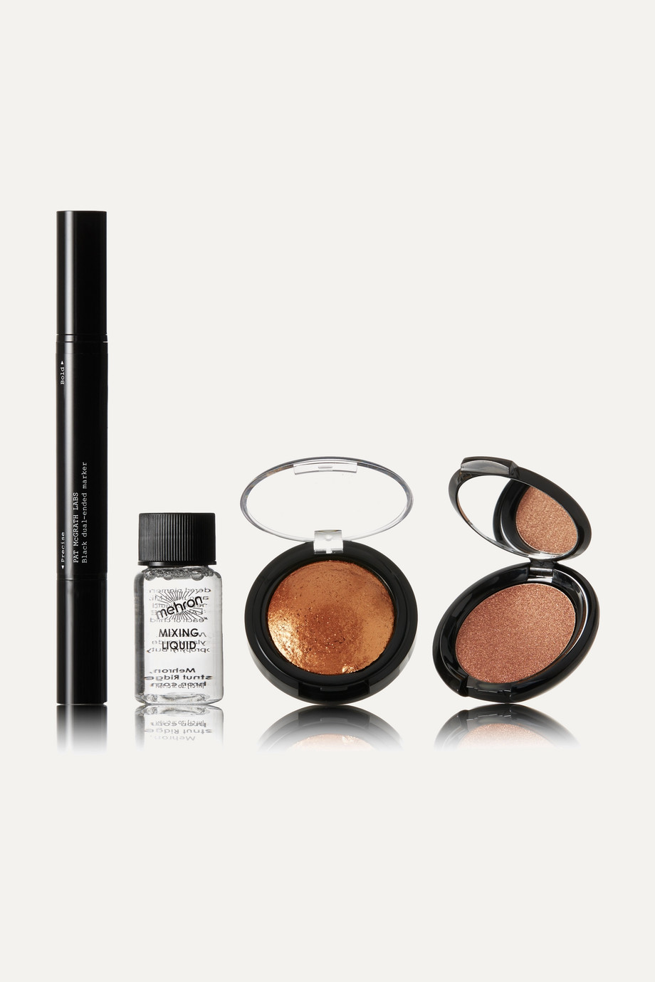 Pat McGrath Labs Metalmorphosis 005 Eye Kit - Copper