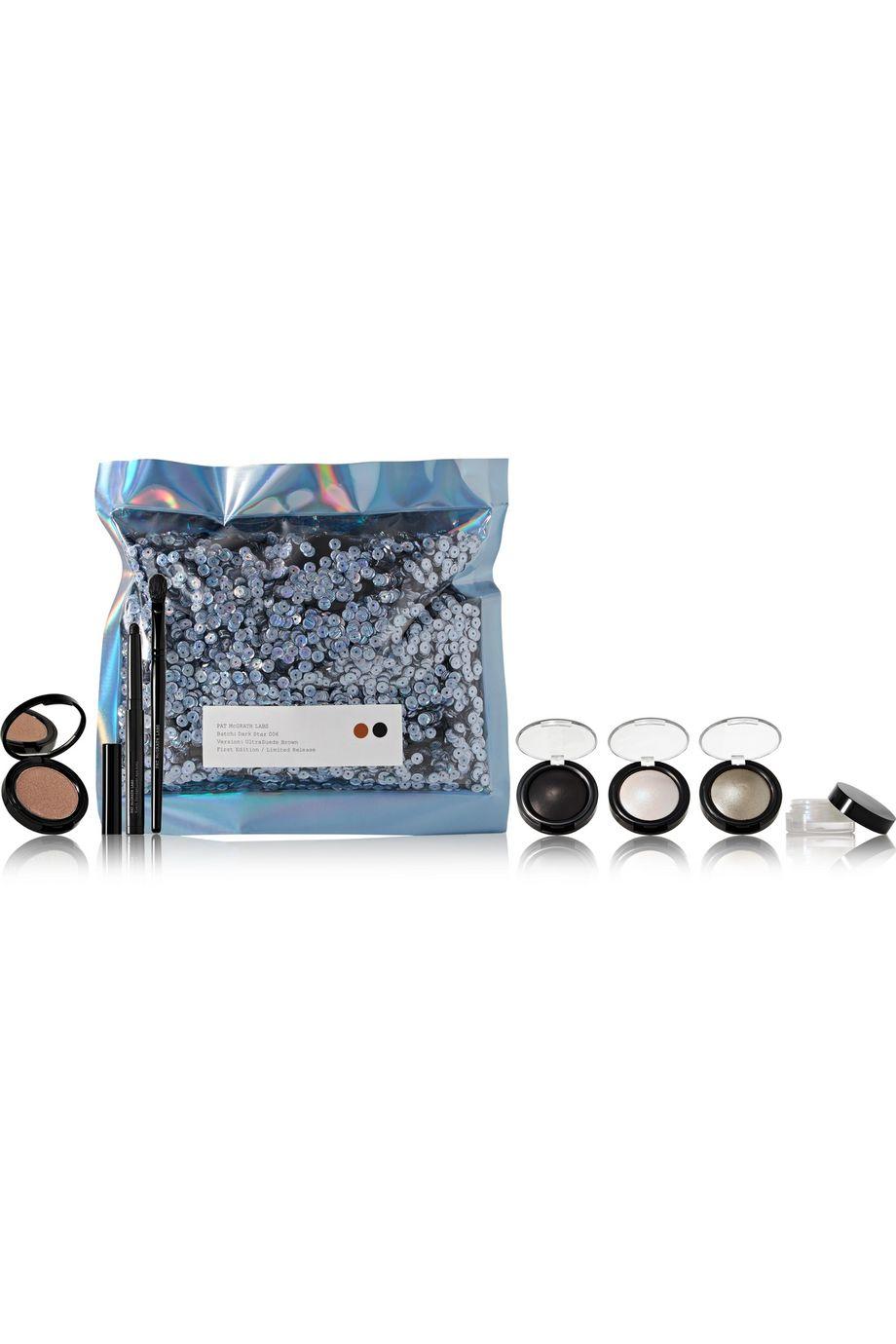 Pat McGrath Labs Dark Star 006 Eye Kit – UltraSuede Brown – Make-up-Set