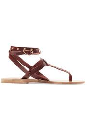 Shop Ancient Greek Sandals At Net A Porter Net A Porter Com