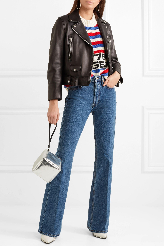 RE/DONE High Break flared jeans