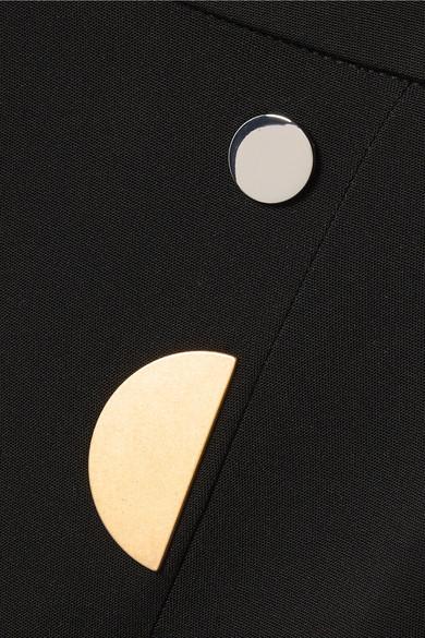 Günstig Für Schön Cushnie et Ochs Dahlia verzierter Bleistiftrock aus Crêpe aus Stretch-Seide Spielraum Offizielle Seite Begrenzt KxnLdg
