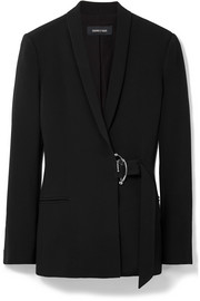 Bruna stretch-crepe blazer