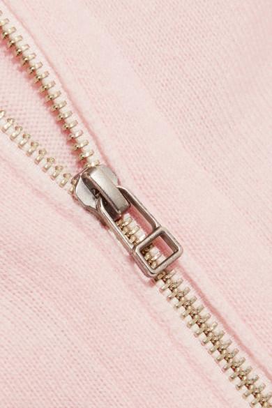 Atm Thomas Anthony Melillo Luxe Essentials Kapuzenjacke Brushed Cashmere