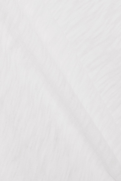 Atm Thomas Anthony Melillo Boyfriend T-shirt Made Of Cotton-jersey With Flammgarneffekt