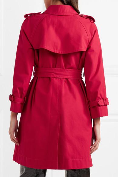 Marc Jacobs Trenchcoat aus Baumwolle