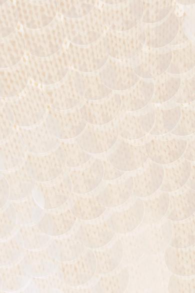 Marc Jacobs Wollpullover mit Pailletten