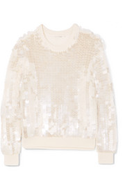 Marc Jacobs Sequined wool sweater