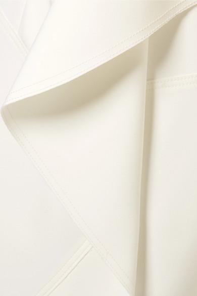 Verkauf Truhe Bilder Auslass 2018 Neu Jason Wu Kleid aus Stretch-Crêpe mit Volants und Besätzen aus Ripsband Wahl lvzas