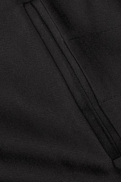 FRAME Verkürzte Schlaghose aus Satin Bester Platz 100% Original Günstig Online 2018 Neueste Authentischer Online-Verkauf Günstig Kaufen Besten Laden Zu Bekommen B29ehgn
