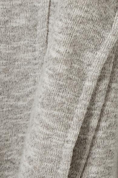 Ulla Johnson Elora Midikleid aus Baumwollfrottee