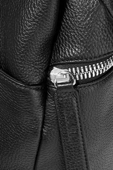 Günstig Kaufen Gut Verkaufen KARA Großer Rucksack aus strukturiertem Leder Outlet Factory Outlet Die Besten Preise Günstig Online wNjn2MG5