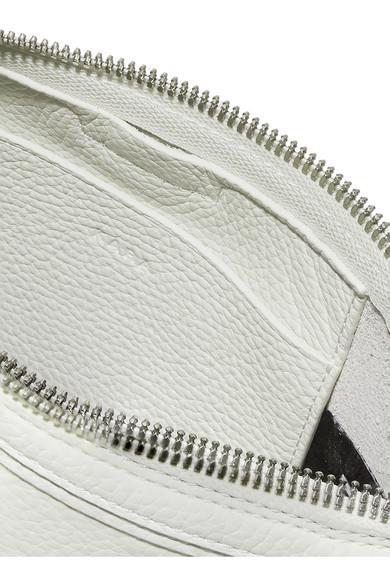 KARA Ring Schultertasche aus strukturiertem Leder Billig Perfekt Outlet Großer Rabatt Echt Günstiger Preis Günstig Kaufen Rabatt Genießen psCk8f