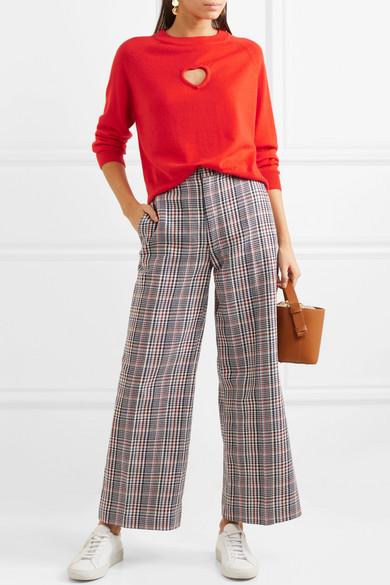 Paper London Amore Pullover aus Wolle mit Cut-out Unter Online-Verkauf Freies Verschiffen Zuverlässig sXQoJ2SVH