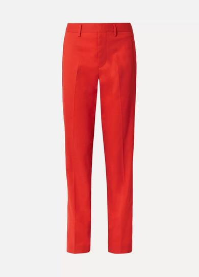 Dion Lee WOOL STRAIGHT-LEG PANTS