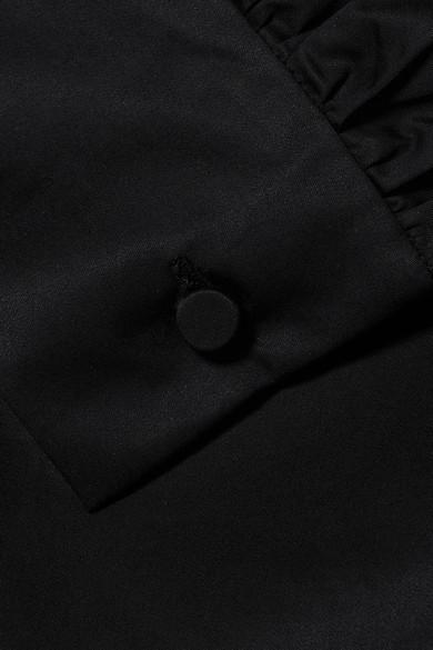 Co Bluse aus Baumwollpopeline