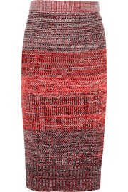 Burberry Knitted midi skirt