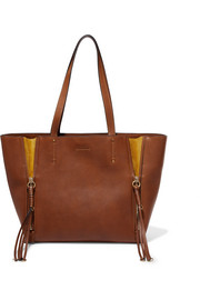 Chloé Milo medium leather tote